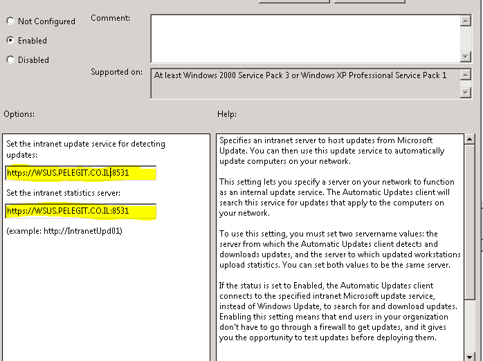 Who is Windows Update Service on my computer