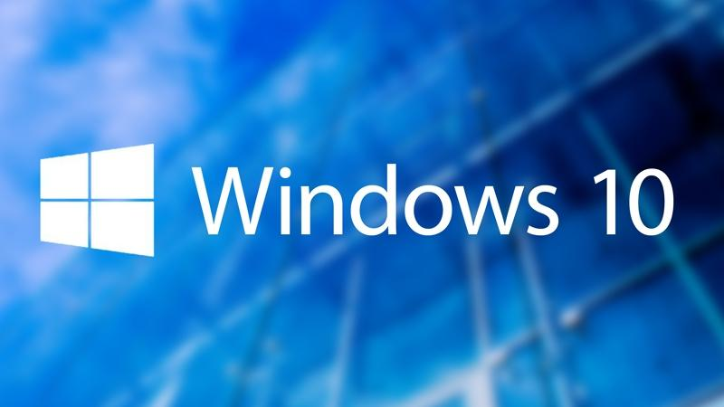 New features Windows 10