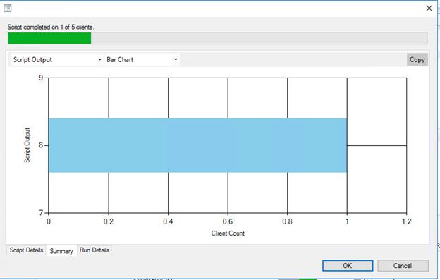Deploy PowerShell Script using SCCM