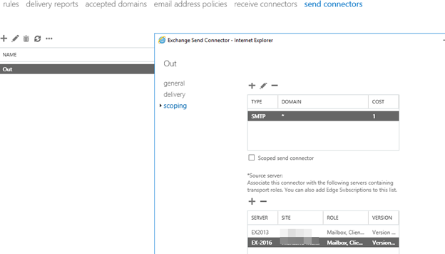 Migrate Exchange 2013 to Exchange 2016